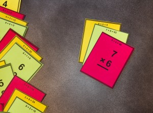 Printable Math Flashcards