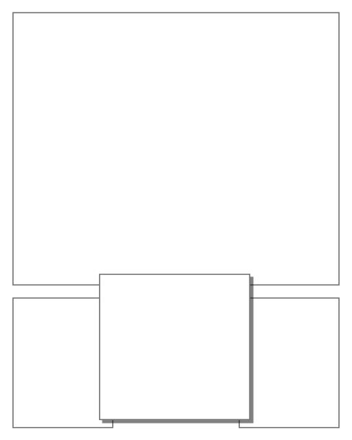 Comic strip template printables in PDF format for manga, newspaper or other styles. Panel 3 panel, 4 panel, 5 panel and more layouts in various styles, including with speech bubbles. 3d Effects Panels 4 Panel