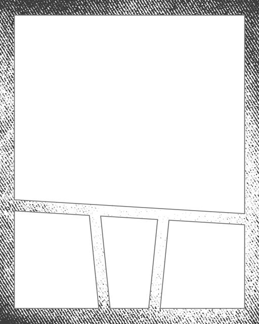 Comic strip template printables in PDF format for manga, newspaper or other styles. Panel 3 panel, 4 panel, 5 panel and more layouts in various styles, including with speech bubbles. Background Grunge 4 Panel