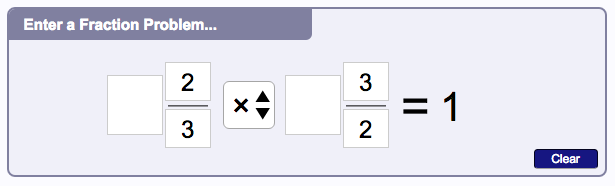 simplest form generator fractions  Visual Fraction Calculator