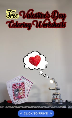 Valentines Day Math Worksheets