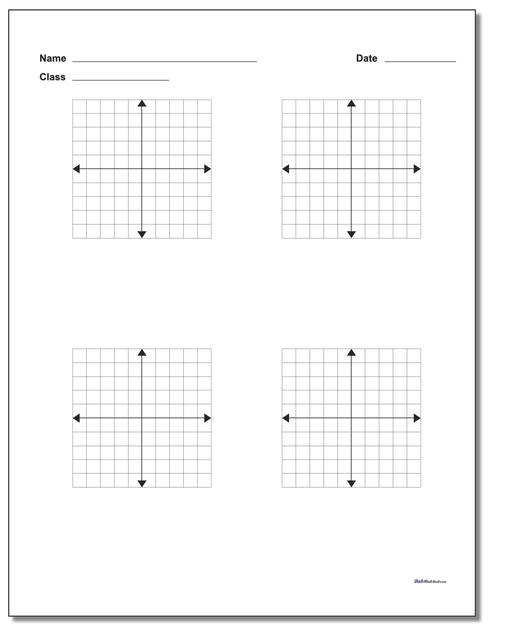 84 blank coordinate plane pdfs  updated