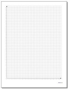 Quadrant 1 Printable Coordinate Plane www.dadsworksheets.com/printables/coordinate-plane.html Worksheet