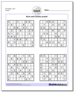 graphic regarding Printable Sudoku Medium identified as Sudoku