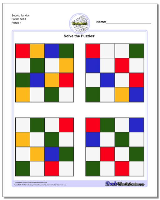 photograph regarding Kids Sudoku Printable identify Sudoku for Young children