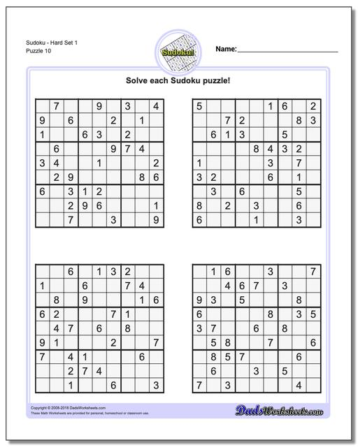 It is a picture of Dynamite Printable Sudoku Puzzles Hard