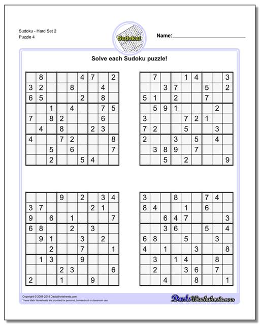 It is a picture of Persnickety Sudoku Hard Printable
