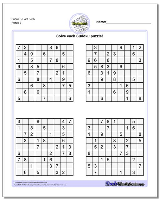It's just a picture of Gargantuan Sudoku Hard Printable