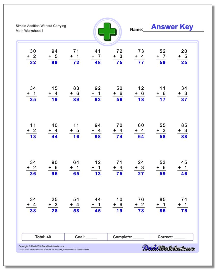 math worksheet : addition worksheets : Carry Over Addition Worksheets