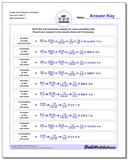 Length and Distance Conversion Worksheet Feet and Yards 2