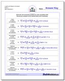 Length and Distance Conversion Worksheet Mixed 2 www.dadsworksheets.com/worksheets/customary-and-metric.html