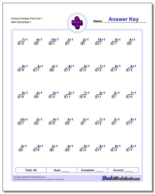 676 Division Worksheets For You To Print Right Now