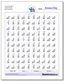 Fact Family Math S 7x4=28, 6x5=30 Worksheet