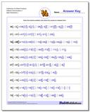 Subtraction Worksheet for Mixed Fraction Worksheets Different Denominators 3