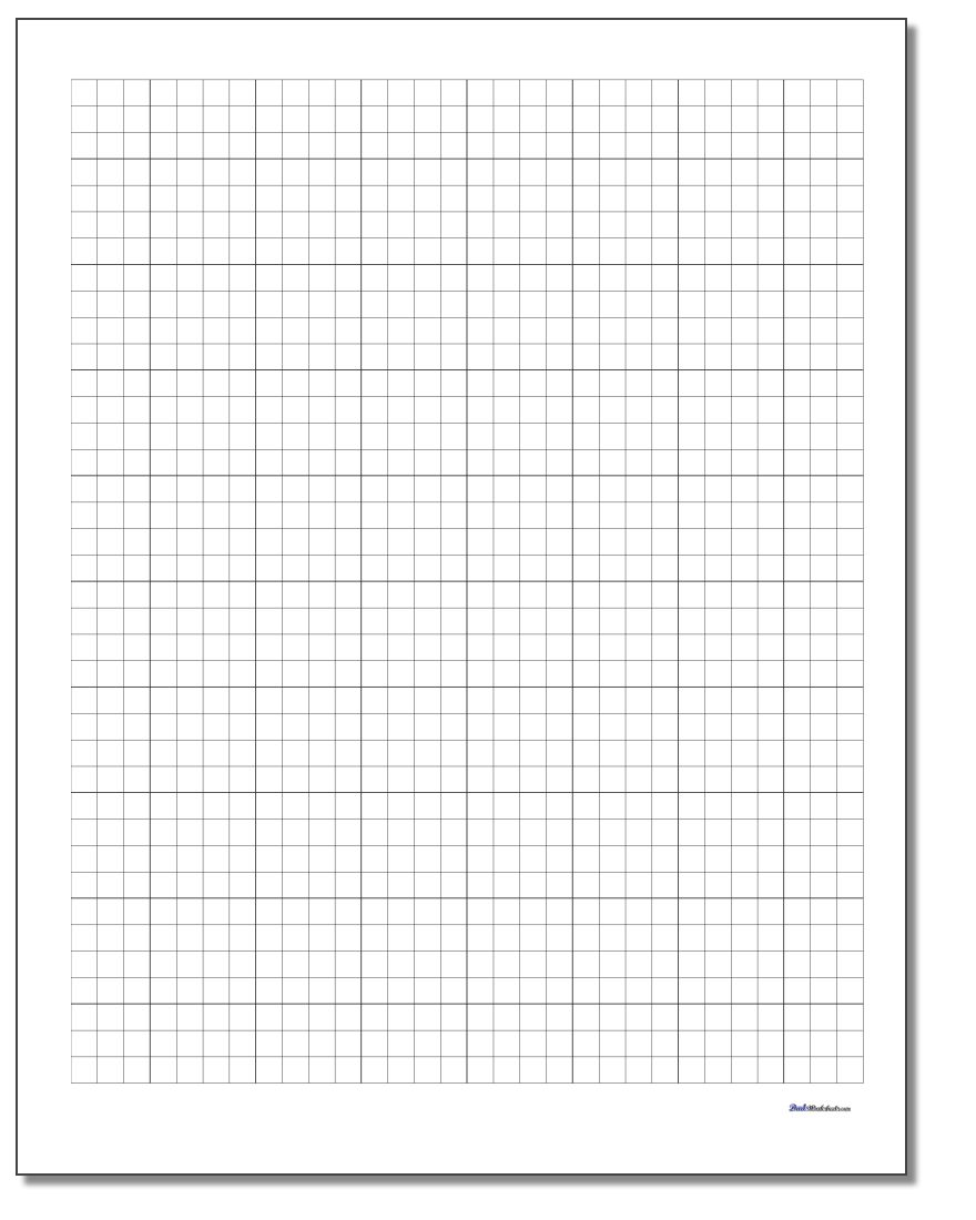 Graph Paper Engineering