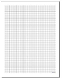 Engineering Standard Graph Paper
