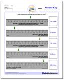 Millimeters on Ruler Tenths 3 www.dadsworksheets.com/worksheets/metric-measurement.html Worksheet