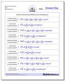 Metric/SI Unit Conversion Worksheet Area 3