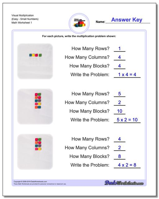 3rd Grade Math Worksheets