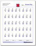 Progressive Five Times Table Multiplication Worksheet www.dadsworksheets.com/worksheets/multiplication.html