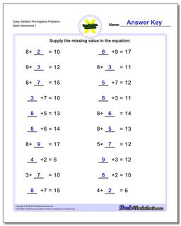 6th Grade Math Worksheets
