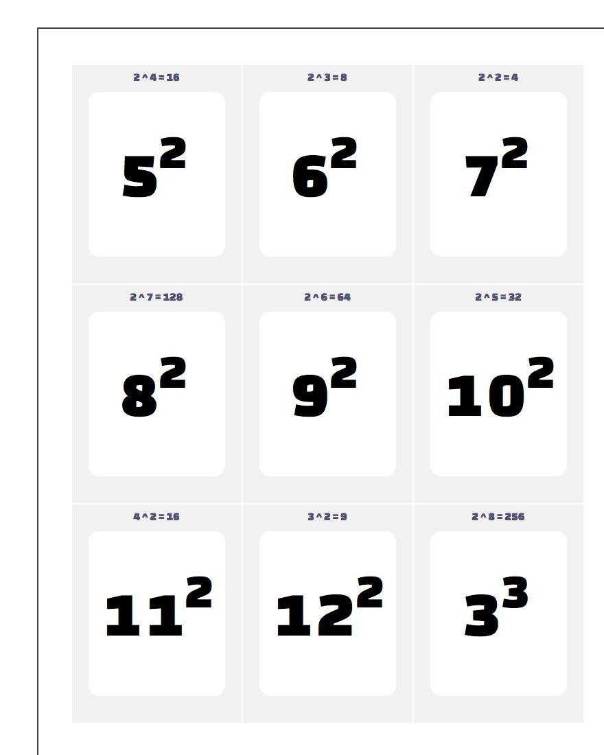 worksheet Addition Flash Cards Printable printable flash cards 4 worksheets